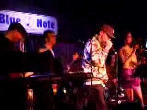 """Mudville – """"Blown,"""" live at the Blue Note, NYC, 3.07 (feat. Doujah Raze)"""