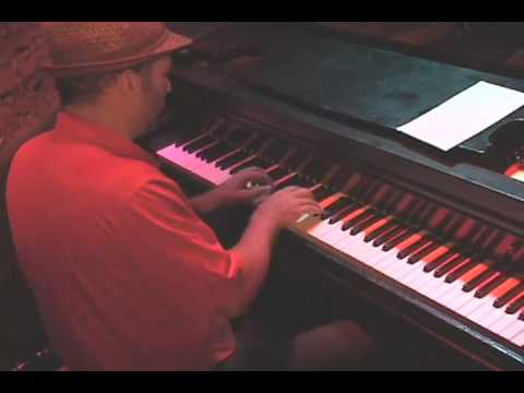 """Dred Scott Trio – """"King Biscuit,"""" live at the Rockwood Music Hall (video by steven fuller)"""