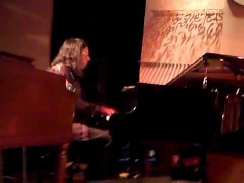 "Chris Bergson Band – ""The Bungler,"" live at The Falcon, Marlborough, NY, 5.11"