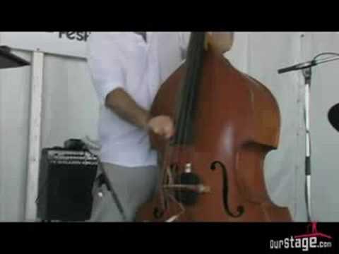 "Dred Scott Trio – ""Mojo Rhythm,"" live at the Newport Jazz Festival, 8.08"