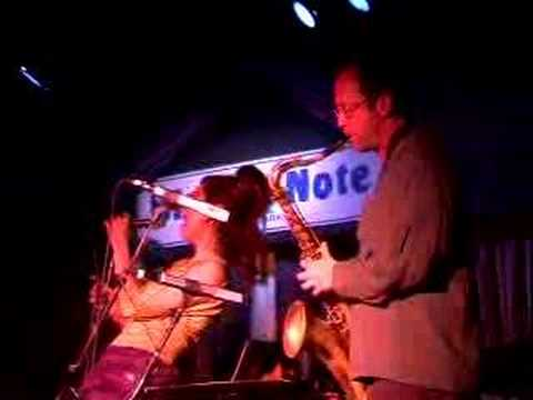 """Mudville – """"Eternity,"""" live at the Blue Note, NYC, 3.07 (feat. R.E.M.'s Mike Mills, Michael Blake)"""