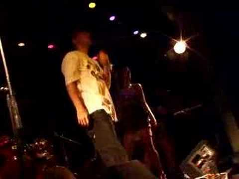 """Blown"" feat. MC Doujah Raze live at Galapagos, July 2007"
