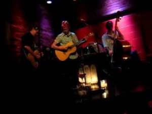 """LUTHER WRIGHT & THE WRONGS – """"Luther's Got the Blues,"""" Live at Rockwood Music Hall, NYC, 2.2007"""