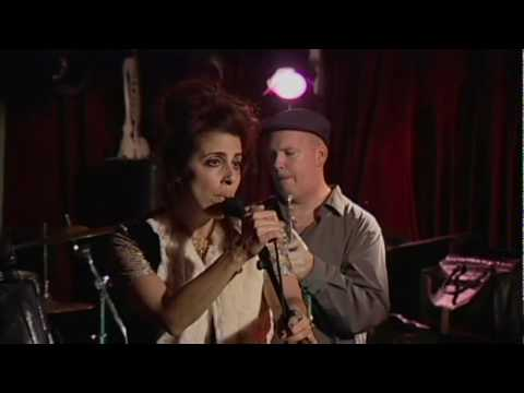 """MUDVILLE – """"The Hero of the World,"""" Live at the Independent Music Awards Party, NYC, 10.2008"""