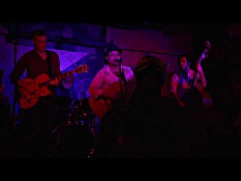 "BENE MEDINA/JASON BLUM – ""Barcelona Marijuana,"" Live at Hill Country, NYC, 2.2010"