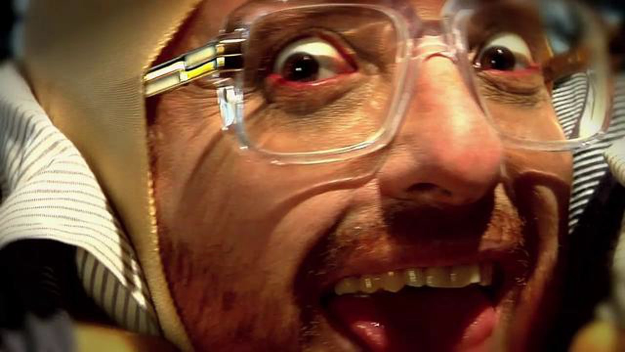 "MC EXTRA CHEESE + DRED SCOTT TRIO – ""My Dick is Haunted""  music video (Darien Sills-Evans, dir.)"