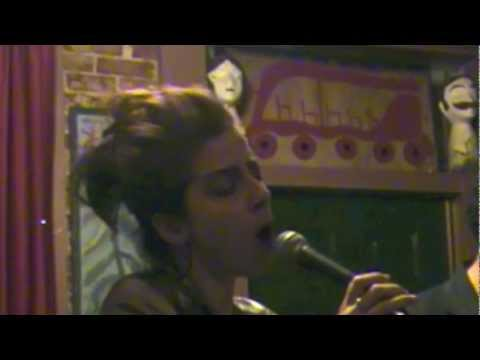"""MARILYN CARINO – """"Time Bomb,"""" Live at Grocery on Home, Atlanta, GA, 11.2011"""