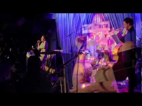 """MARILYN CARINO with the DRED SCOTT TRIO – """"Crow,"""" Live at the Blue Note, NYC, 3.2012"""