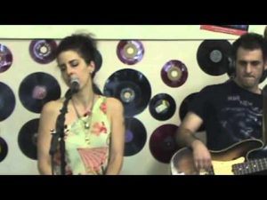"""MUDVILLE – """"No Disgrace,"""" Live at Wooden Nickel Records, Ft Wayne, IN, 6.2013"""