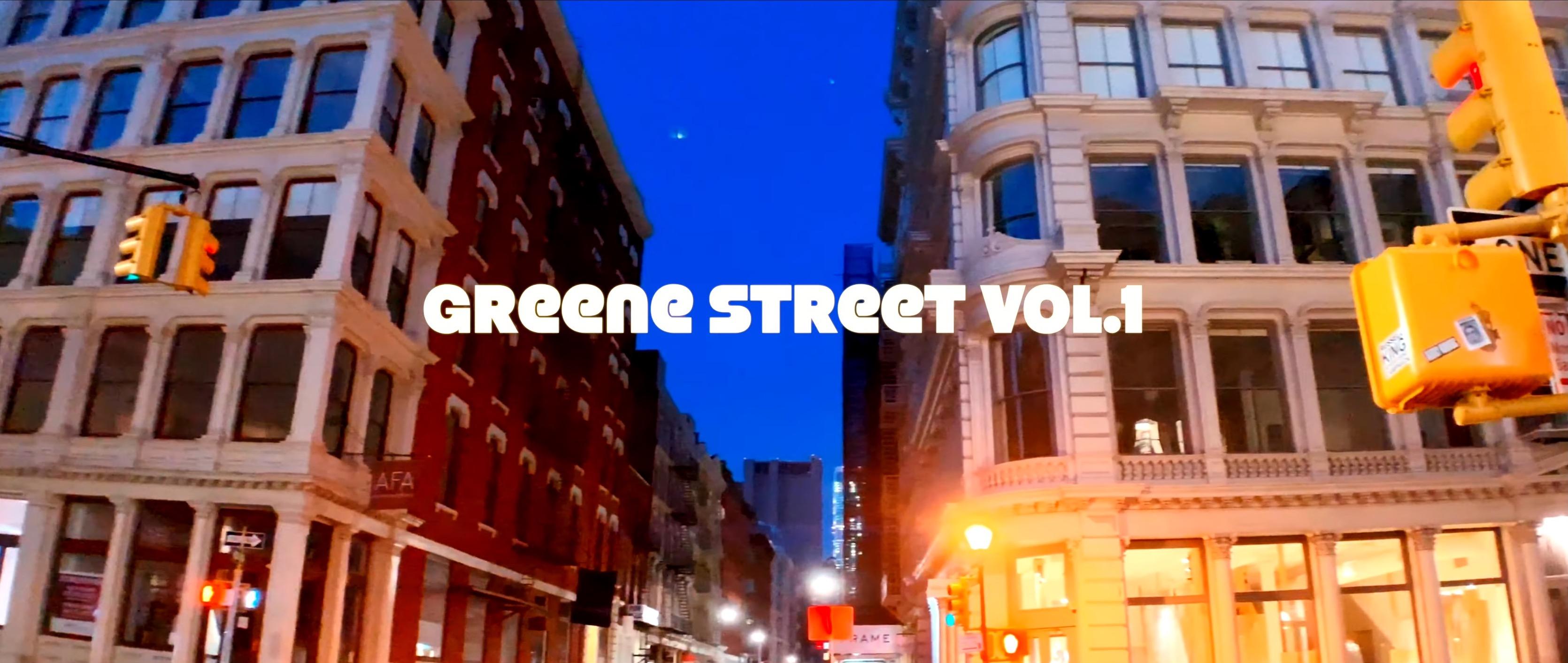 Will Sellenraad/Rene Hart/Eric McPherson – Greene Street Vol. 1 promo video