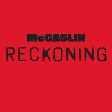 """""""Reckoning"""" by DONNY MCCASLIN and ME is out today!"""